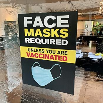 Face Mask Signs for Businesses and Schools - Face Masks