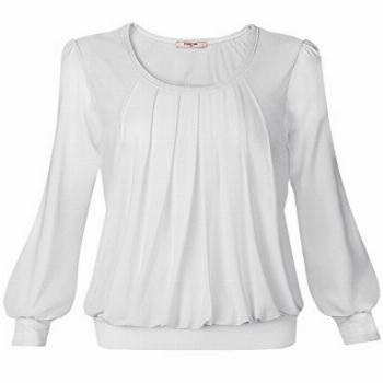 Timeson Women Blouse,Work Clothes for Women Ladies Formal